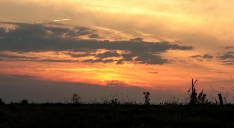 2013_09_07 Sonnenuntergang beobachten