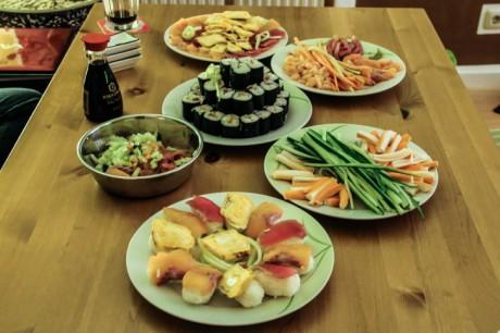 2013_12_06 Sushi