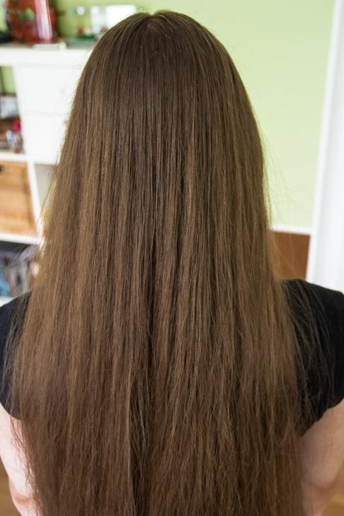 notfall fettige haare