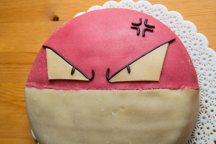 Poké-Torte