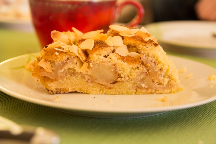 Rüdiger's Spezial-Apfelkuchen zur Weihnachtszeit
