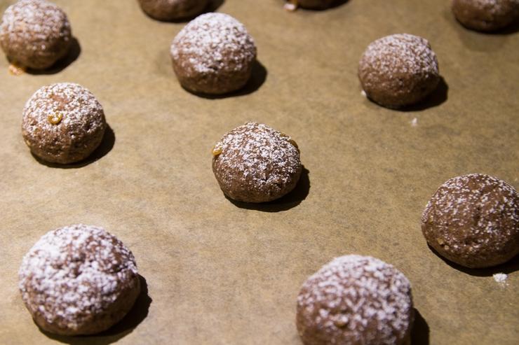 Karamell-Kakao-Kekse