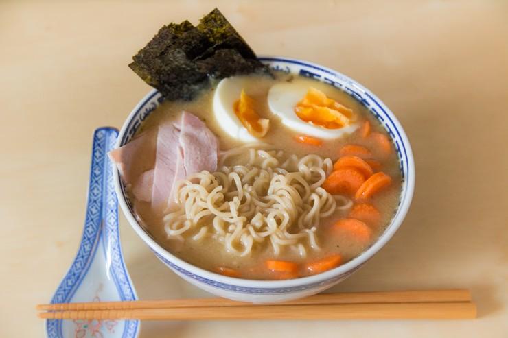 味噌ラーメン – Miso Ramen
