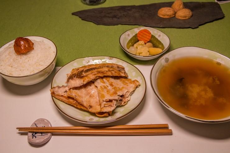 農家の朝食 – nōka no chōshoku