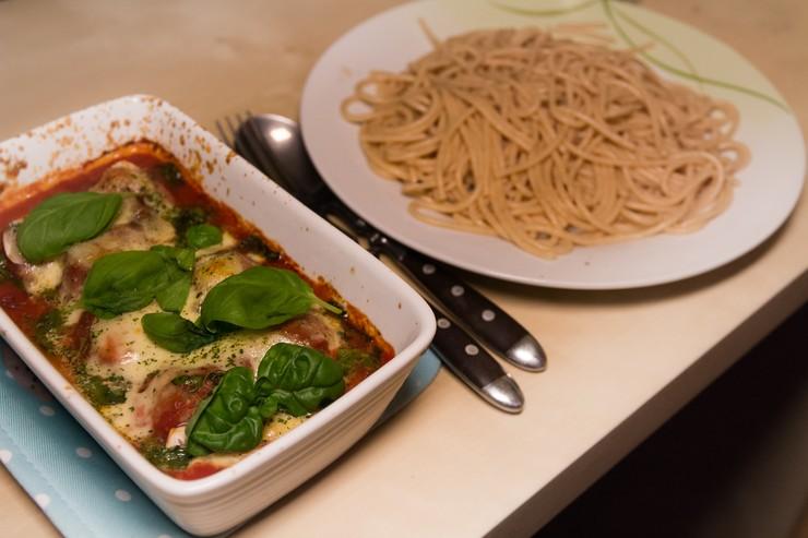 Spaghetti Toskana