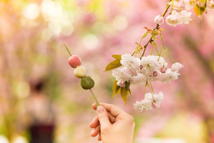花見団子 – Hanami Dango