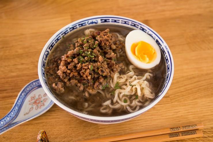 担担麺 – Tantanmen